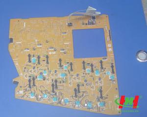 Board cao áp HP color 3600 3800