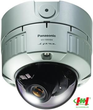 Camera quan sát Dome chống phá hoại Panasonic WV-NW484S