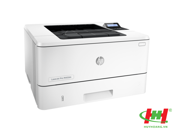 Máy in HP LaserJet Pro 400 Printer M402N in qua mạng