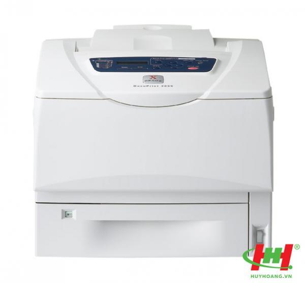 Máy in laser màu Fuji Xerox Docuprint C3055DX A3 (In,  Đảo mặt,  Kết Nối Mạng)
