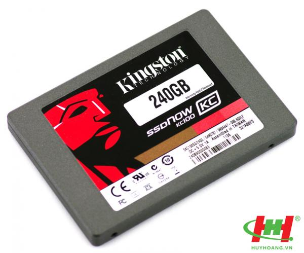 SSD Kingston 240GB 2.5 V+200 Sata3