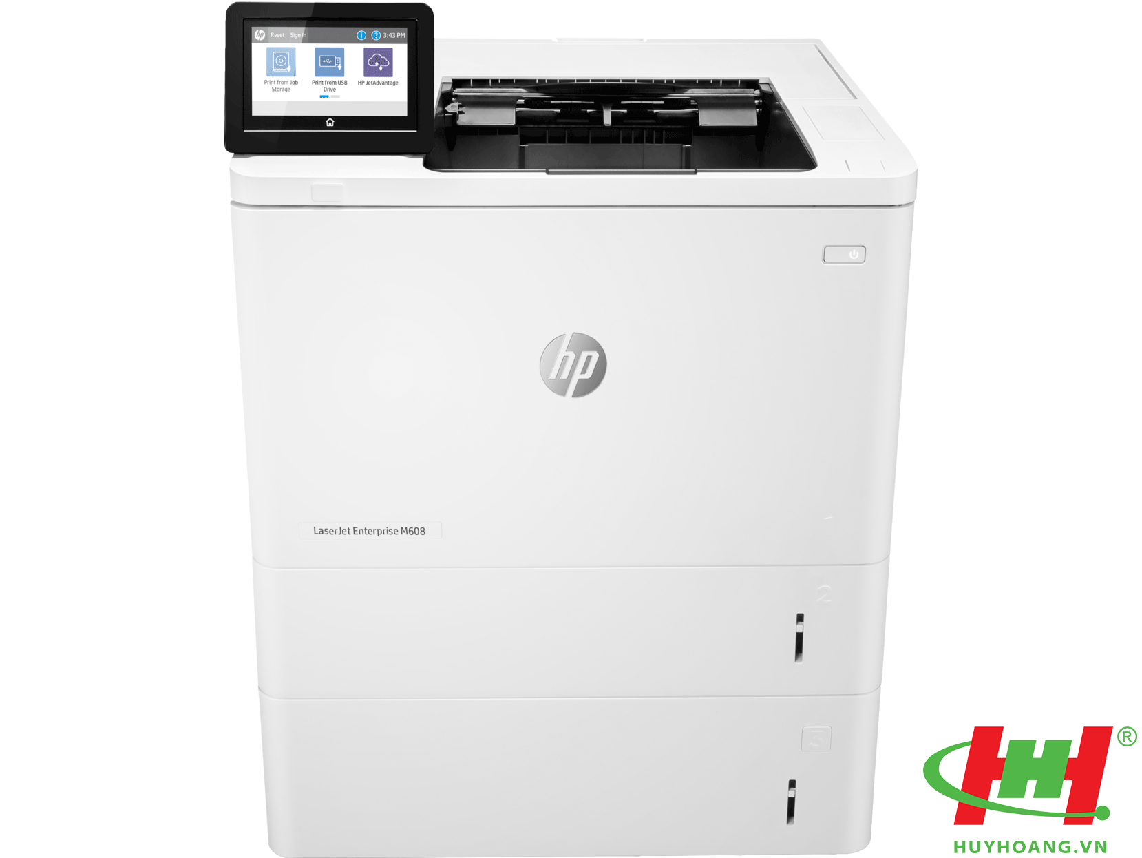 Máy in HP LaserJet Enterprise M608x (K0Q19A) Douplex,  Wifi,  Network
