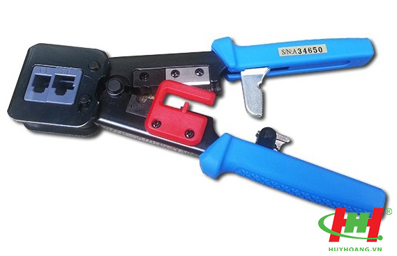 Crimping tool – kèm bấm mạng,  for 6/ 8P modular used