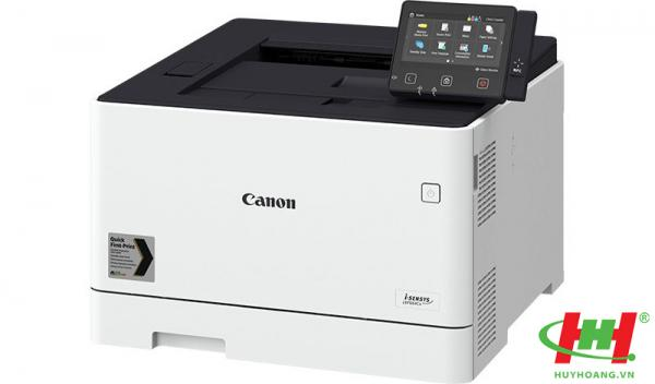 Máy in laser màu Canon LBP664CX (in 2 mặt,  in mạng lan,  in wifi)