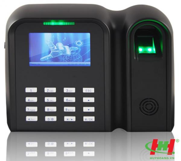 Máy Chấm Công Vân Tay + Thẻ Cảm Ứng RONALD JACK Q-Clear 6869