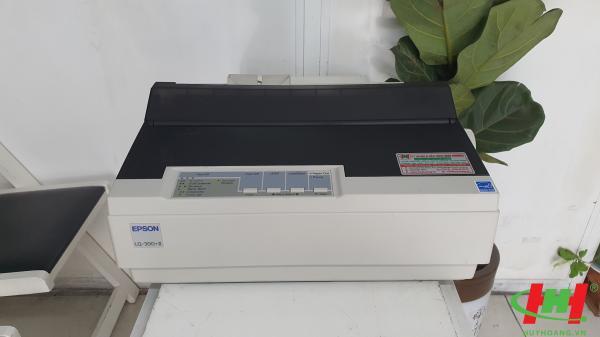 Máy in hóa đơn Epson LQ300+II cũ