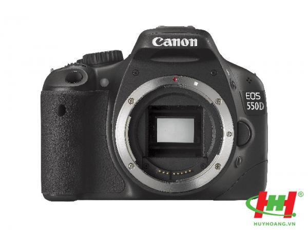 Máy chụp hình KTS chuyên nghiệp EOS 550D (EF S18-55IS)