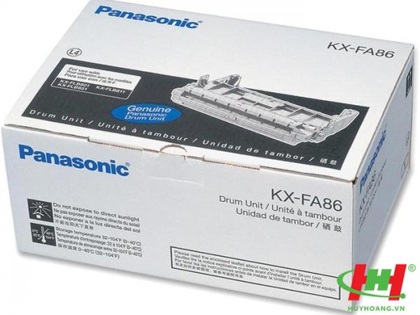 Drum Panasonic 812,  Drum KX-FA86 (DR-86)