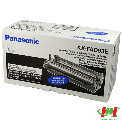 Drum Panasonic 772 ,  Drum KX-FAD93 (DR93)