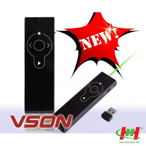 Bút máy chiếu Vson G2202