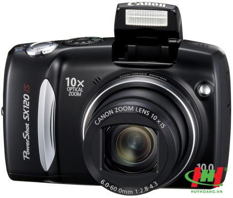 Máy chụp hình KTS CANON POWER SHOT SX120 IS