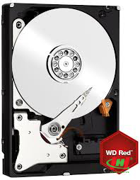 HDD Western 4TB Sata PC - Red
