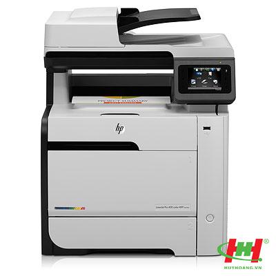 Máy in laser màu đa năng HP LaserJet Pro 400 color MFP M475dn CE863A (Print,  copy,  scan,  fax)