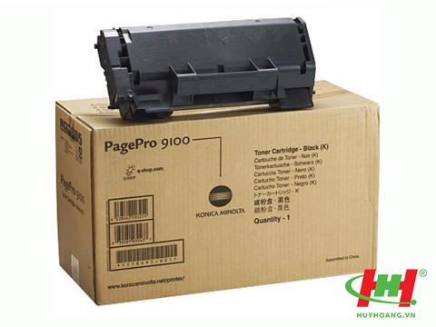 Mực in laser Konica Minolta Pagepro 9100 -TONER CARTRIDGE 9100 -1710497-001