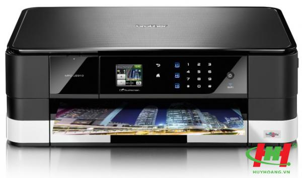 Máy in phun màu Brother MFC-J2310 A3 (In 2 mặt,  in qua mạng,  scan,  fax pc,  copy)
