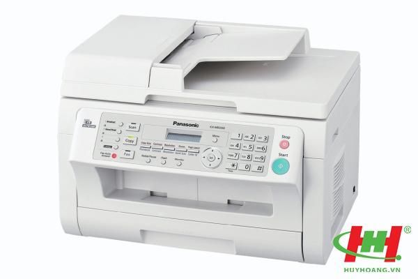Máy in lazer đa năng Panasonic KX-MB2030 (Print,  Copy,  Scan,  Fax,  Tel,  Network)