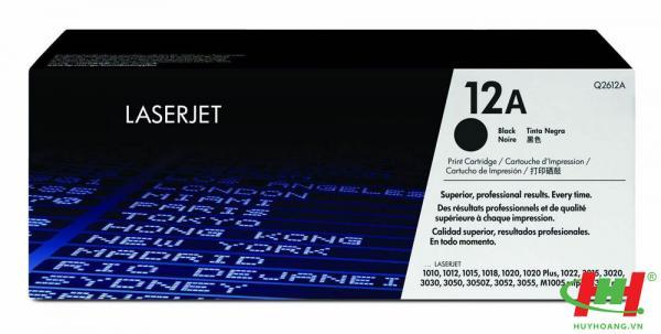 Mực máy in HP LaserJet 1010,  1020,  M1319F (Q2612A,  HP 12A)