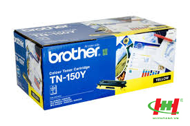 Mực in Brother TN-150 Yellow Toner Cartridge (TN-150Y)