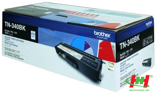 Mực in Brother TN-340 Black Toner Cartridge (TN-340BK)