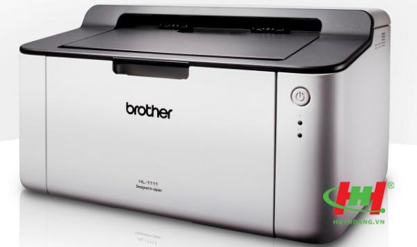 Máy in laser trắng đen A4 Brother HL-1111
