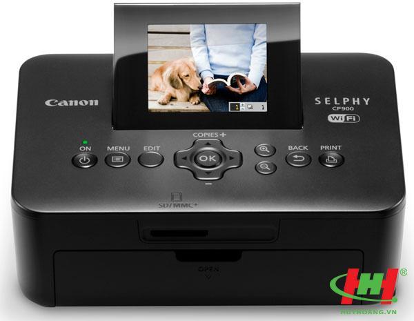 Máy in phun màu Canon Selphy CP900(chưa gồm mực KP108)