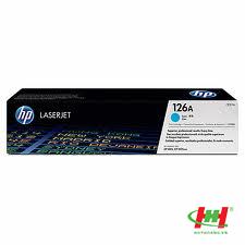 Mực in laser màu HP CE311A (HP 126A) Xanh