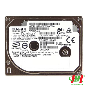 Ổ cứng laptop - HDD Notebook 60Gb Hitachi Ata (1.8
