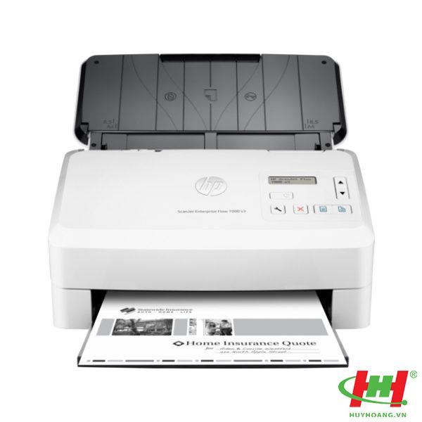 Máy scan 2 mặt HP ScanJet Enterprise Flow 7000s3 (L2757A)