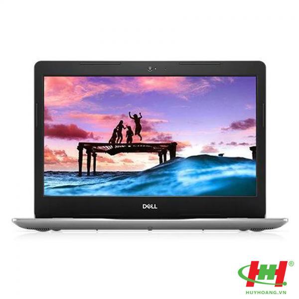 """Máy tính xách tay Dell Ins N3593 (70197458) I5-1035G1/ 4GB/1TB/DVDRW/ 2GB GeForce MX230/ 15.6"""" FHD/ Win 10, Silver"""