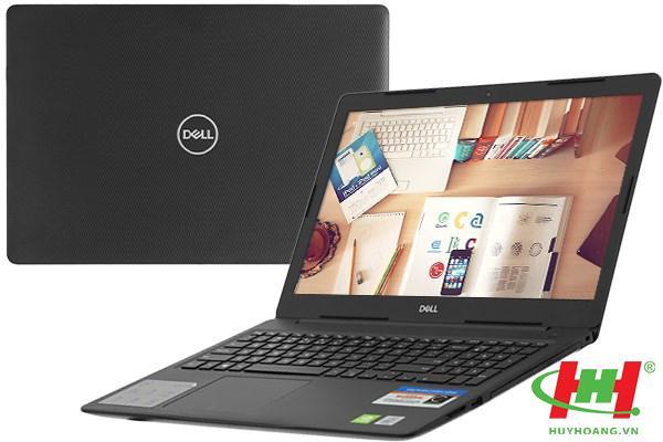 """Máy tính xách tay Dell Ins N3593 (70197459) I7-1065G7/8GB/ 512GB SSD M.2 NVMe/ VGA-2G/DVDRW/ Win10/BLACK/ 15.6""""FHD"""