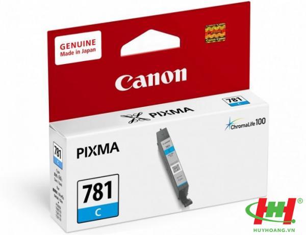 Mực in Canon CLI-781 Cyan Ink Tank (CLI-781C)