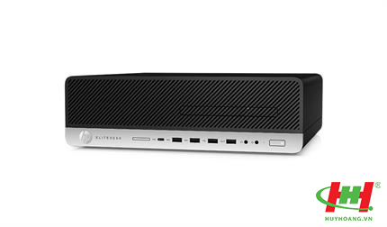 Máy tính để bàn HP EliteDesk 800 G5 Small Form Factor,  Core i7-9700, 8GB RAM DDR4, 1TB HDD, 7YX56PA