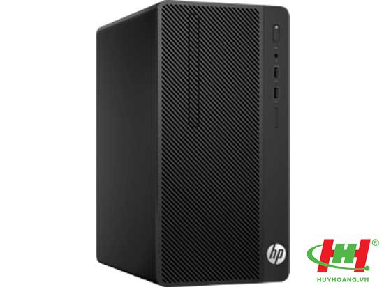 Máy tính để bàn HP 280 G4 Microtower 7YY00PA (i3-9100/ 4GB/ 256GB SSD/ UHD 630/ Free DOS)