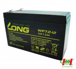Bình ắc quy Long 12V-7.2Ah (WP7.2-12)
