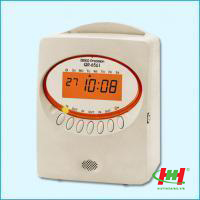 Máy chấm công thẻ giấy SEIKO QR-6560