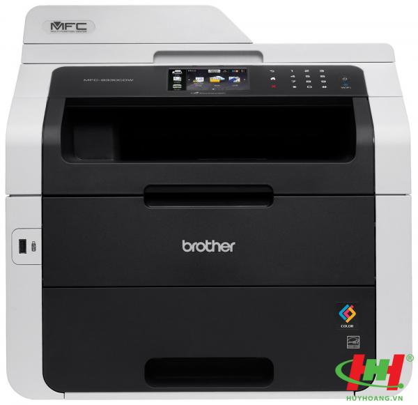 Máy in laser màu Brother MFC 9330CDW (In Laser màu ,  Fax màu ,  PC Fax,  Photo màu ,  Scan màu)