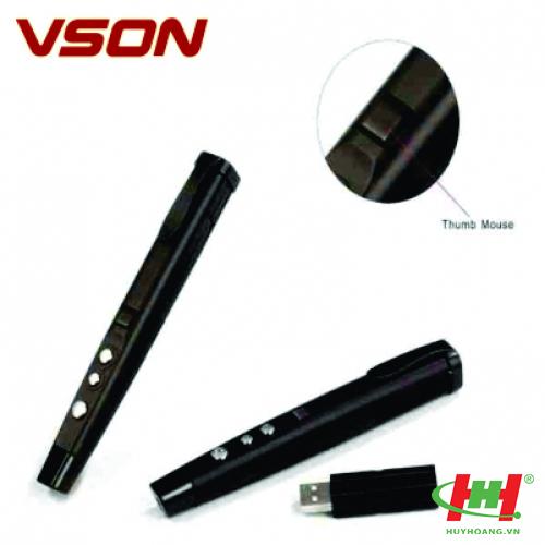 Bút máy chiếu Vson V898