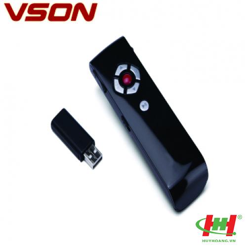 Bút máy chiếu Vson V910