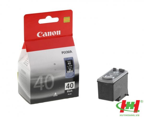 Mực In Canon PG-40 đen