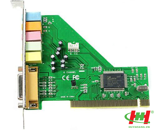 Card Sound PCI 5.1