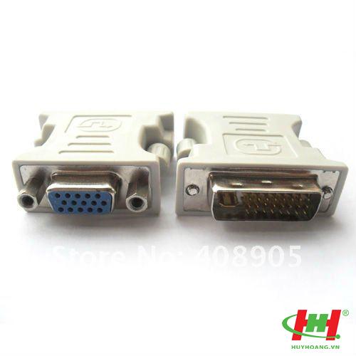 Đầu chuyển DVI sang VGA