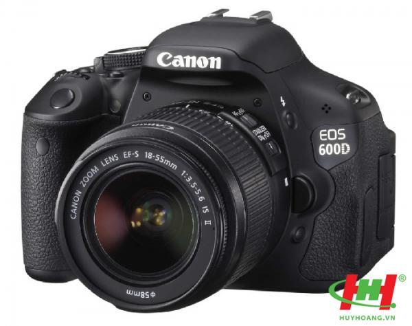 Máy chụp hình KTS Chuyên Nghiệp Canon EOS 600D Kit (EF S18-55IS)