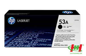 Mực in laser hp Q7553A (HP 53A) Mực máy in HPP2014,  P2015
