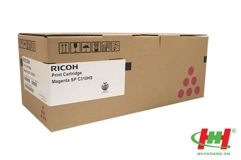 Mực máy in Ricoh SP C242DN,  C231,  C232,  C242,  C320DN SP C310HS - 406485 Magenta