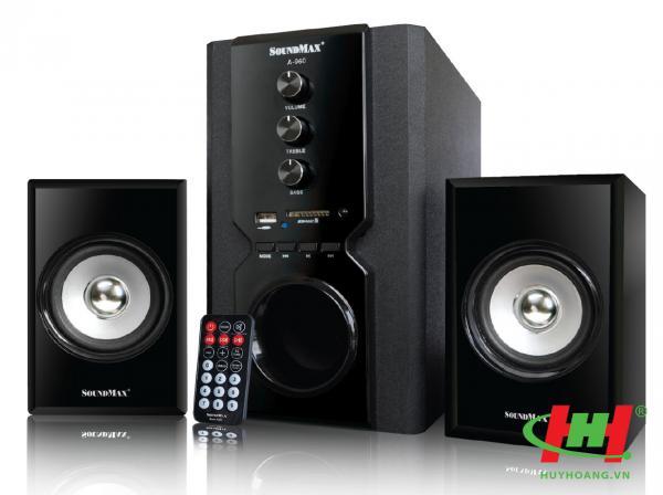 Loa SoundMax A960 2.1