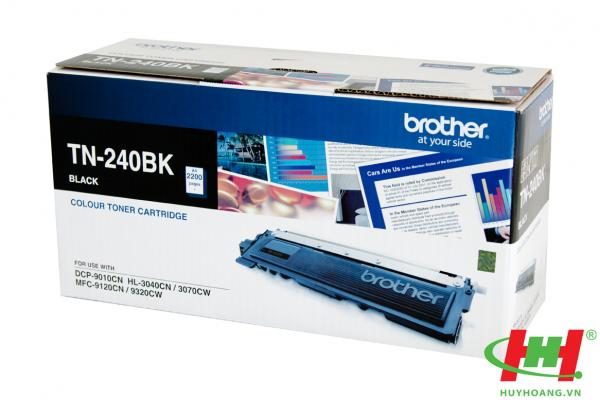 Mực in Brother TN-240 Black Toner Cartridge (TN-240BK)