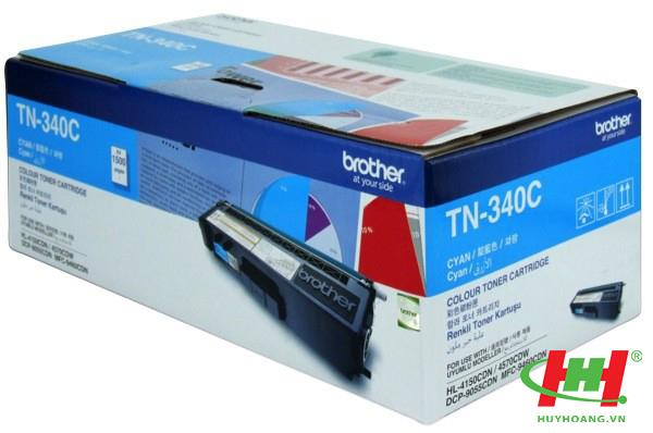 Mực in Brother TN-340 Cyan Toner Cartridge (TN-340C)