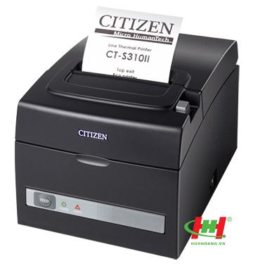 Máy in hóa đơn Citizen CT-S310II,  in nhiệt,  USB