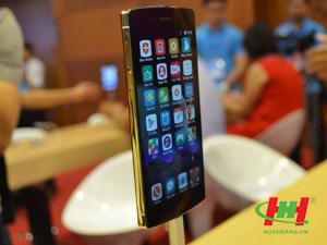 Điện thoại Bphone 128GB mạ vàng chính hãng