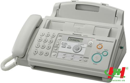 Máy fax Panasonic KX-FP701 (film giấy A4)